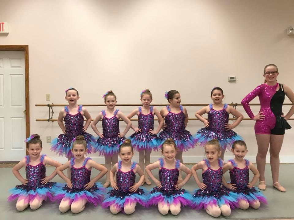 1394407a3715 Ballet Tap Ballet Jazz Combo Classes (Ages 5-7) – The Dance Center